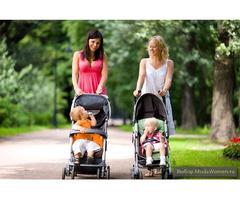 Ищу молодую маму для совместных прогулок с детками)