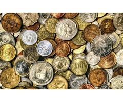 Приму в дар монеты для внучки
