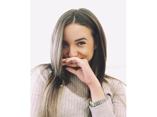 Стройная красивая девочка ищет адекватного мужчину - 1/3
