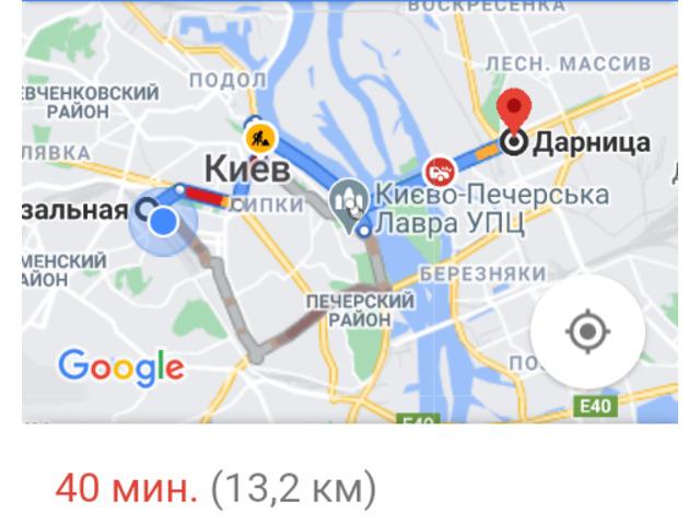 Ищу попутчика с машиной с жд вокзальная - 1/1