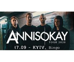 Annisokay, Киев, 9 сентября